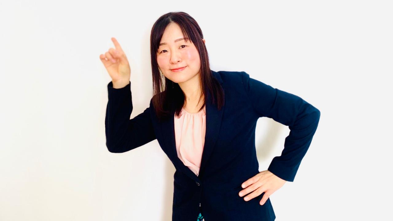 原田尚美 Harada Naomi
